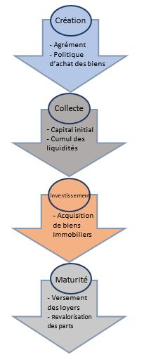 Création de SPI - Collecte de fonds SCPI - Investissements SCPI