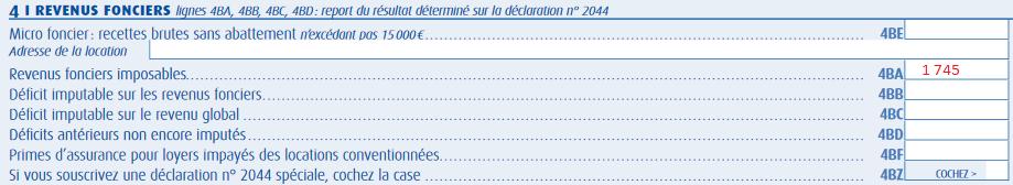 Comment Remplir Sa Déclaration De Revenus Fonciers De Vos SCPI ?